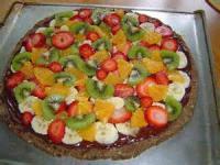 Pizza - Dessert -  Peachy Plantation Pizza