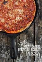 Pizza - Sausage -  Deep Dish Skillet Pizza
