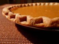 Pies - Pumpkin -  Pumpkin Pie (with Fresh Pumpkin)