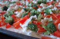 Pizza - Vegetable -  Cool Veggie Pizza