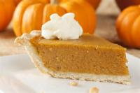 Pies - Pumpkin Pie