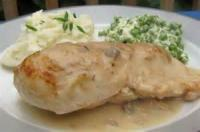 Poultry - Chicken -  Baked Chicken That Makes It's Own Gravy