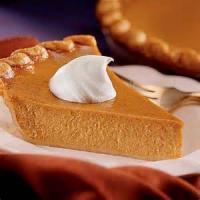 Pies - Libby's Famous Pumpkin Pie