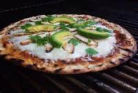 Poultry - Chicken -  Barbecued Chicken Pizza