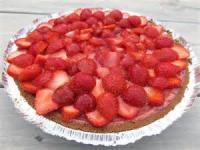 Pies - Strawberry -  Fresh Strawberry Pie