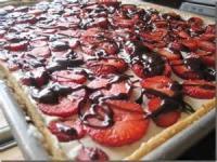 Pizza - Dessert -  Fruit Pizza