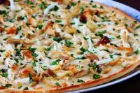 Pizza - Garlic Chicken Pizza