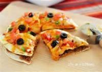 Pizza - Mexican Pizza
