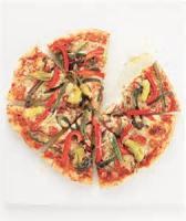 Pizza - Spicy Three Pepper Pizza