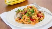 Poultry - Chicken -  Arroz Con Pollo