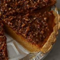 Pies - Pumpkin -  Pecan Praline Pumpkin Pie