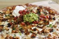 Pizza - Chicken -  Santa Fe Pizza
