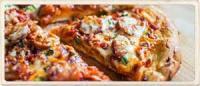 Pizza - Shrimp Creole And Mozzerella Pizza