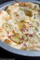 Pizza - Combination -  Deep Dish Quiche Pizza