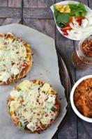 Pizza - Vegetable -  Vegetable Pizza By Glenda