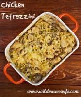 Poultry - Chicken Tetrazzini