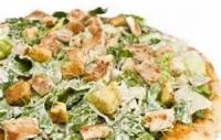 Poultry - Chicken Caesar Pizza