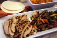 Poultry - Chicken -  Classic Fajitas