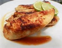 Poultry - Italian Lime Chicken