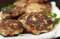 Poultry - Chicken -  Chicken Cakes With Creole Sauce