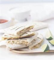 Poultry - Chicken -  Chicken Quesadillas