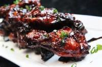 Poultry - Chicken -  Chinese Barbeque Chicken Wings