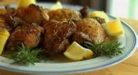 Poultry - Chicken -  Chicken (or Turkey) Pecan Tarts