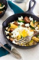 Poultry - Creamy Chicken Hash