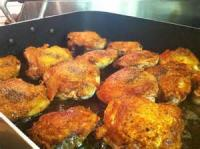 Poultry - Chicken -  Crispy Chili Chicken And Vegetable Roast