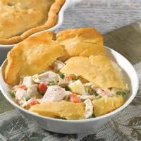 Poultry - Chicken Pot Pie