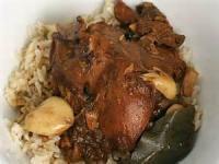 Poultry - Chicken -  Chicken Adobo 'filipino'