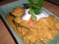 Poultry - Chicken -  Chicken Korma (indian Style Chicken)