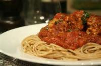 Poultry - Chicken -  Favorite Spaghetti