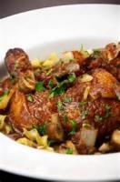 Poultry - Chicken -  Chicken Cacciatore