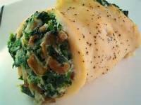 Poultry - Chicken Lasagne Florentine