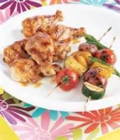 Poultry - Chicken -  Hoisin Barbecued Chicken