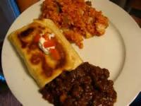 Poultry - Chicken Chimichanga Recipes By Joe