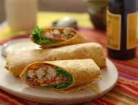 Poultry - Chicken -  Spicy Ranch Chicken Wraps