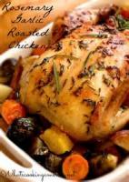 Poultry - Pan Roasted Garlic Chicken
