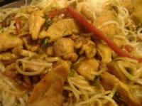 Poultry - Stir Fry Chicken With Walnuts