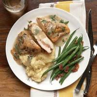 Poultry - Stuffed Chicken Breasts
