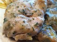 Poultry - Chicken -  Ranch Baked Chicken