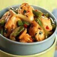 Poultry - Chicken -  Thai Chicken And Basil Stir-fry