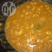 Poultry - Mild Chicken Curry