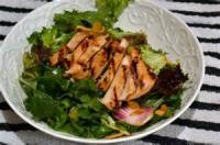 Poultry - Orange-ginger Chicken