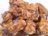 Poultry - Chicken Appetizer -  Cajun Chicken Wings