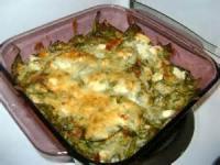 Poultry - Chicken Casserole -  Chicken And Spinach Casserole