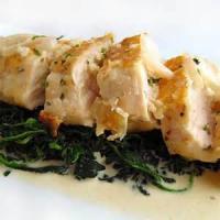 Poultry - Chicken Florentine