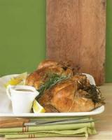 Poultry - Roast Chicken With Citrus And Thyme