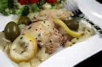 Poultry - Chicken -  Lemon Chicken By Angel